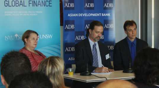 ADB Launches Annual Report